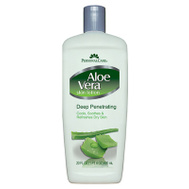 Delta Brands 92151-12 18 Ounce Aloe Vera Lotion