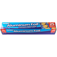 PCP 92799-5 Power House Premium Heavy Duty Aluminum Foil 12 Inch By 25 Foot