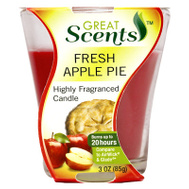 Delta Brands & Products Llc 92908-1 3 Ounce Apple Pie Candle