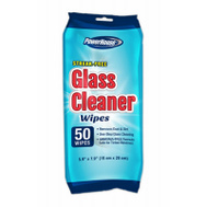 Delta Brands 94069-16 Power House Streak Free Glass Cleaner Wipes Pack Of 35