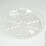 Midwest Air Technology VS12 Outdoor Seasons 12 Inch Clear Plastic Saucer
