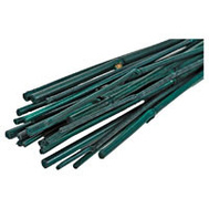 Woodstream BB3 Outdoor Seasons 3 Foot Green Bamboo Stakes 25 Bag
