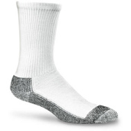 Wigwam Mills F1140-731-MD Medium White Double Sole Sock