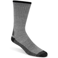 Wigwam Mills S1350-072-MD 2 Pack Xl Grey Work Sock