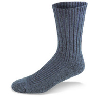Wigwam Mills F3033-248 MD Wmns Medium Blue Merino Sock
