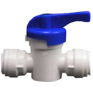 Watts Water PL-3041 Push Fit Valve 3/8Od
