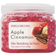 Smells Begone 52812 Odor Neu Beads 12 Ounce Apple Cinn