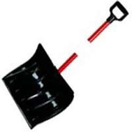Ames 1673300 Promotional Shovel Snow Poly 16 X 14 In Bl