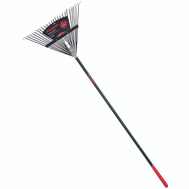Ames 2915212 Razor Back Rake Steel 24-Tine Fgl Handle