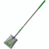 Ames 25337100 Shovel Stl Sq Pt Long Fgl Hndl