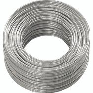 Hillman 50129 Ook Wire Steel Galvanized 18 Gauge 50 Foot