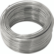 Hillman 50131 Ook Wire Steel Galvanized 18 Gauge 110 Foot