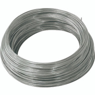 Hillman 50137 Ook Wire Steel Galvanized 24 Gauge 250 Foot