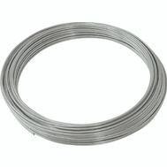Hillman 50141 Ook Wire Steel Galvanized 12 Gauge 100 Foot