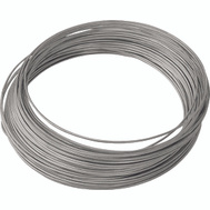 Hillman 50142 Ook Wire Steel Galvanized 14 Gauge 100 Foot