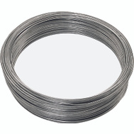 Hillman 50143 Ook Wire Steel Galvanized 16 Gauge 200 Foot