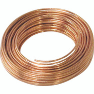 Hillman 50161 Ook Copper Wire 18 Gauge 25 Foot