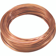 Hillman 50163 Ook Copper Wire 22 Gauge 75 Foot