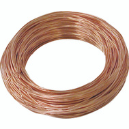 Hillman 50164 Ook Copper Wire 24 Gauge 100 Foot