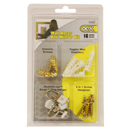 Hillman 59275 Ook 16 Piece Wall Decor And Mirror Hanging Kit