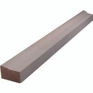 Alexandria Moulding OW180-93096C1 1 1/4 By 2 Inch By 8 Foot Primed Brick