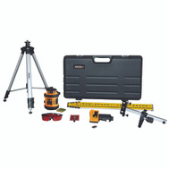 Johnson Level 40-6517 Rotary Laser Self Leveling Kit