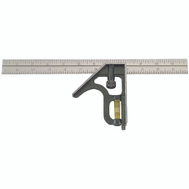 Johnson Level 400 12 Inch With Scriber Combination Square