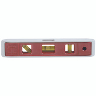 Johnson Level 7500M 9 Inch Magnet Torpedo Level Plast