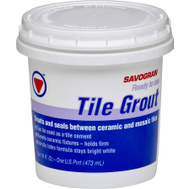 Savogran 12861 Ready To Use Tile Grout Pint