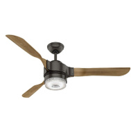 Hunter Fan 59226 Fan Ceil Wi-Fi Noble Brz 54In