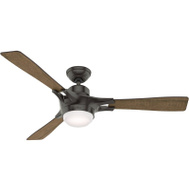 Hunter Fan 59379 Fan Ceil Wi-Fi Noble Brz 54In