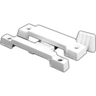 Prime Line F2533 17755W Slim Line Window Sash Lock White