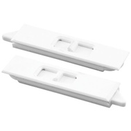 Prime Line F2734 173963W Window Tilt Latches White 2 Pack