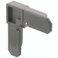 Prime Line PL7727 18827 Make To Fit Screen Frame Corner Plastic 5/16 By 3/4 Inch 4 Pack