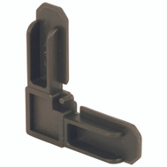 Prime Line PL7728 18829 Make To Fit Screen Frame Corners Plastic 5/16 By 3/4 Inch Bronze 4 Pack