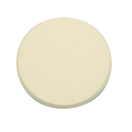 Prime Line U9185 SCU9185 Wall Guard Self Adhesive 3-1/4 Inch Round Ivory Paintable Plastic