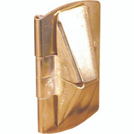 Prime Line U9938 173245 Flip Lock For Wood Windows Brass 2 Pack