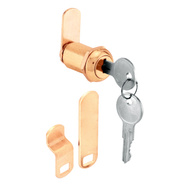 Prime Line U9946 223344 1-1/8 Inch Cabinet And Drawer Lock