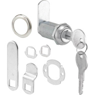Prime Line U9950KA Stainless Steel Drawer And Cabinet Lock 1-3/8 Inch