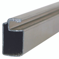 Prime Line PL14059 Back Room Aluminum Screen Frame 3/4 By 3/8 By 94 Inch Mill Finish