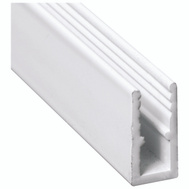 Prime Line PL14166 Back Room Aluminum Window Frame 5/16 By 94 White Finish