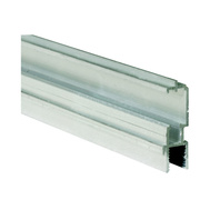 Prime Line PL14192 Triple Track Bottom Window Frame 1-1/4 By 72 Inch Mill Finish