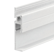 Prime Line PL15973 72 Inch White Bottom Window Frame