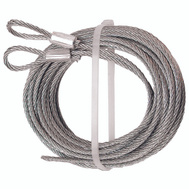Prime Line GD52101 Garage Door Extension Cables 3/32 Inch Diameter By 12 Foot Length