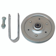 Prime Line GD52108 Garage Door Pulley With Strap And Bolt