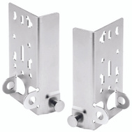 Prime Line GD52197 Garage Door Bottom Lift Brackets Left And Right