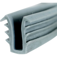 Prime Line P7738 Glazing Channel 200 Foot 1/4 By 5/32 To 3/16 Inch