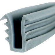 Prime Line P7741 Glazing Channel 200 Foot 19/64 By 15/64 To 9/32 Inch