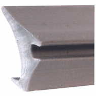 Prime Line P7774 Back Room Vinyl Glazing Spline Gray.160 By 200 Foot