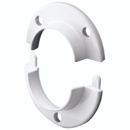 Prime Line N7050 164022 Closet Pole Brackets 2 Piece White